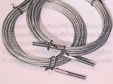 Equalizer Cables for Bend Pak Lift / Magnum Lift / Model XL-9 / Set of 2 Cables