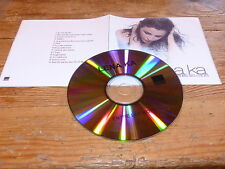 LENA KA - UMBERTO TOZZI - ENTRE LES MOTS !!!!RARE FRENCH PROMO CD!!!!!!!!!!!!!!