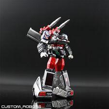 Transformers custom robots revoltech Blue Streak