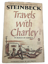 nonfiction books, Travels with Charlie, John Steinbeck, Paperback