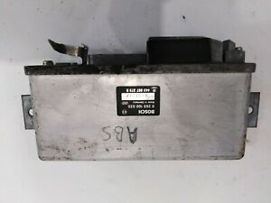 AUDI 80 Abs Control Unit 0265100025 443907379B # A25