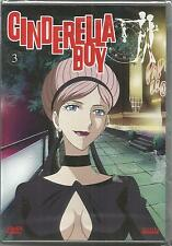 DVD - Cinderella Boy N° 3 - Episodi 8/10 - Shin Vision - NUOVO