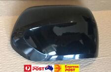 MIRROR COVER HOUSING CAP for SUBARU Forester S3 02/08-01/11  Black Metallic