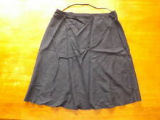 Linen A-line Regular Size Skirts for Women