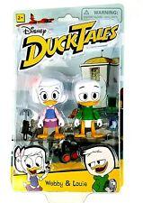 Disney DuckTales Webby and Louie Phatmojo Figures New in Package