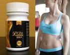 3 Gold Black Natural Weight Loss Slimming Herbal Accelerate Fat Burning 90 caps