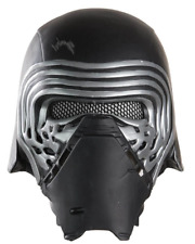 Rubie's Official Adult's 1 2 Scale Star Wars Kylo Ren Mask - One Size Black