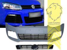 Frontstoßstange Frontschürze für VW Polo 6R und 6C auch für R LED Tagfahrlicht
