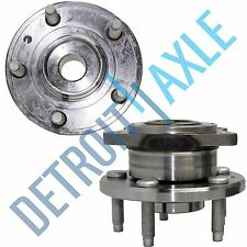 Both (2) New REAR Wheel Hub & Bearing Assembly w/ ABS for Ford Mercury AWD Only