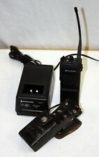 Standard Hx581T Intrinsically Safe 800Mhz Radio 10 Channel w Charger & Holster