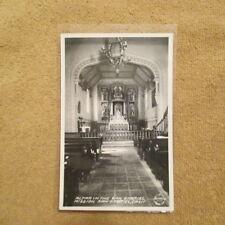 2 Bit Postcards-C19 Frasher Foto San Gabriel Mission, Calif. RPPC