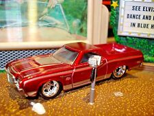 1972 72 FORD RANCHERO LIMITED EDITION 1/64 HW CANDY APPLE RED 70'S MUSLE TRUCK