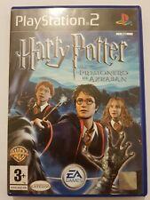 Harry Potter y el prisionero de Azkaban PlayStation 2 (ps2) pal España completo