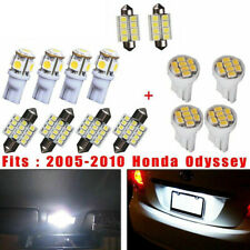 14Pcs White T10 Wedge LED Dome Door Map Width Light Bulbs For Toyota Camry xh