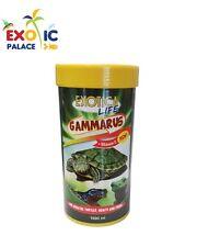 GAMBERETTI ESSICCATI 1000ml GAMMARUS PER TARTARUGHE ACQUATICHE MANGIME CIBO FISH