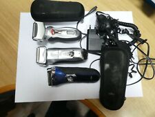 Shaver 3 for spares or repair only Braun series 7 and 3
