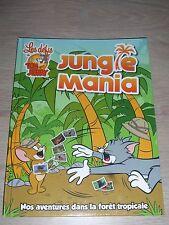 ALBUM  JUNGLE MANIA  NEUF