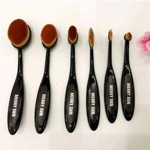 Merry Sun Oval Makeup Brush