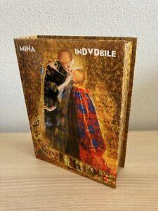 Mina _ InDVDbile _ 4 DVD + Libro BoxSet Cofanetto Numerato Deluxe _ 2013 RARO