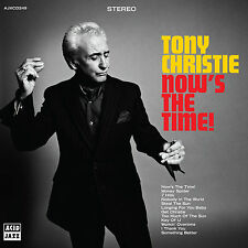 Tony Christie - Now's The Time! (NEW CD 2011)