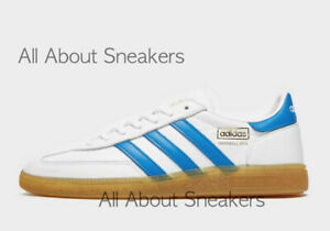 """Adidas Handball Spezial """"Cloud White and"""" Mens Trainers Limited Edition All Size"""