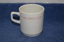 Collectible Red Carpet Club Coffee Mug / Cup