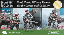 15mm British Paratroopers WW2015015 by Plastic Soldier Company