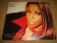 MARY J. BLIGE - Love Is All We Need  (Maxi-CD)