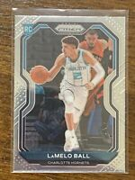 LAMELO BALL 2020-21 Panini Prizm ROOKIE CARD 278 Non Auto Base PSA Or BGS 10 ?