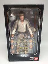 BANDAI S.H.Figuarts Star Wars Luke Skywalker (A NEW HOPE) Action FIgure
