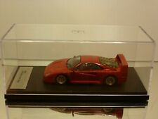 BBR MODELS (??)  FERRARI F40 1988 - RED 1:43 - EXCELLENT IN BOX