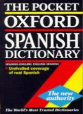 The Pocket Oxford Spanish Dictionary: Spanish-English/English-Spanish-Carol Sty