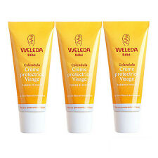 SET OF 3  Weleda Baby Calendula Face Cream 50ml x3= 150ml Moisturizers #4015_3