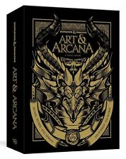 DUNGEONS AND DRAGONS ART AND ARCANA (Special Edition, 0399582754)