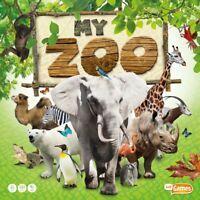 My Zoo - Bordspel New Sealed Dutch Board Game