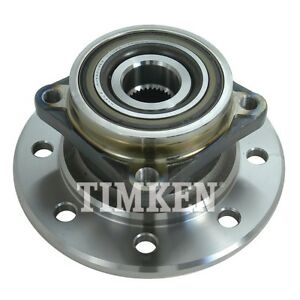 Wheel Bearing and Hub Assembly Front Timken HA590018 fits 94-99 Dodge Ram 3500
