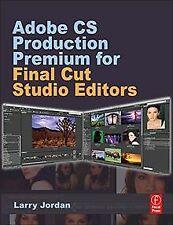 Adobe Production Premium for Final Cut Studio Edito...   Buch   Zustand sehr gut
