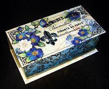 Punch Studio 4 oz. Bar Lavender Soap in a Keepsake Music Box Ode to Joy 90606