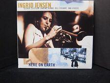 Ingrid Jensen - Here On Earth - Digipak - Near Mint !!!!!