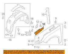 FORD OEM 12-16 Focus Fender-Extension Bracket Left CM5Z16019A
