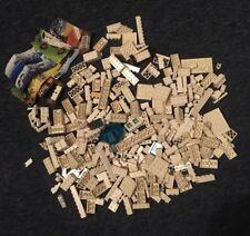 Blanc VINTAGE LEGO Job Lot police espace aléatoire