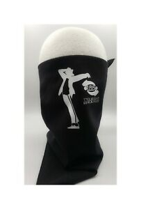 Michael Jackson Face Mask black bandana