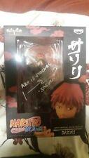 Signed! Naruto Shippuden Shinobi Relations Sasori Collectible Figure