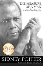 The Measure of a Man: A Spiritual Autobiography ) Paperback 2007 Sidney Poiter