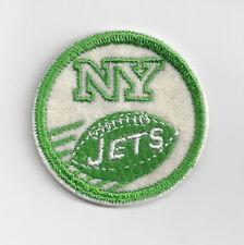 """1960's New York Jets patch old logo 2"""" patch vintage AFL era"""