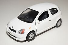 SS 5725 TOYOTA YARIS VITZ WHITE EXCELLENT CONDITION