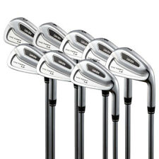 Driven Victory 1.2 Golf Irons Set - 3 - PW - Forged Blades  + Leather Staff Bag