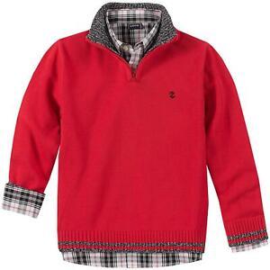 Izod Boy's 2-Piece Holiday Sweater Set