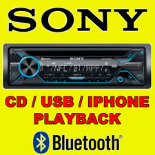 SONY CAR CD USB RADIO STEREO TUNER HEAD UNIT PLAYER ANDROID iPHONE BLUETOOTH