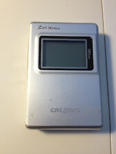 mp3  de 30gb creative zen xtra
